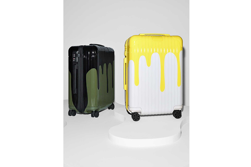 Rimowa x Chaos Essential Cabin luggage tags