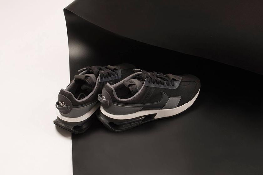2021 ss Nike Air Max Pre-Day Black Sneaker