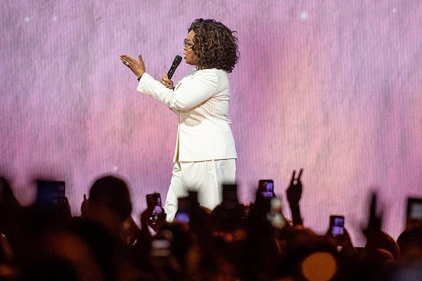 Oprah Prince Harry Apple TV New Documentary Film