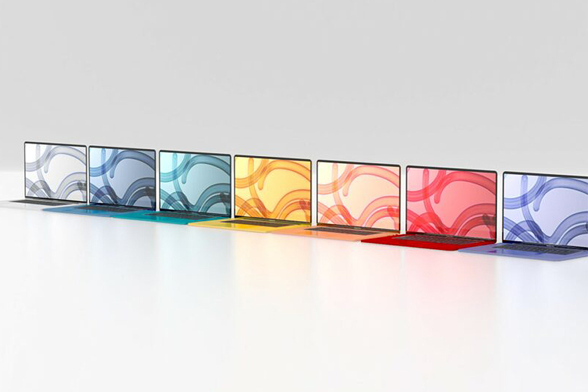 Apple Color MacBook Air 2021 Release Rumor