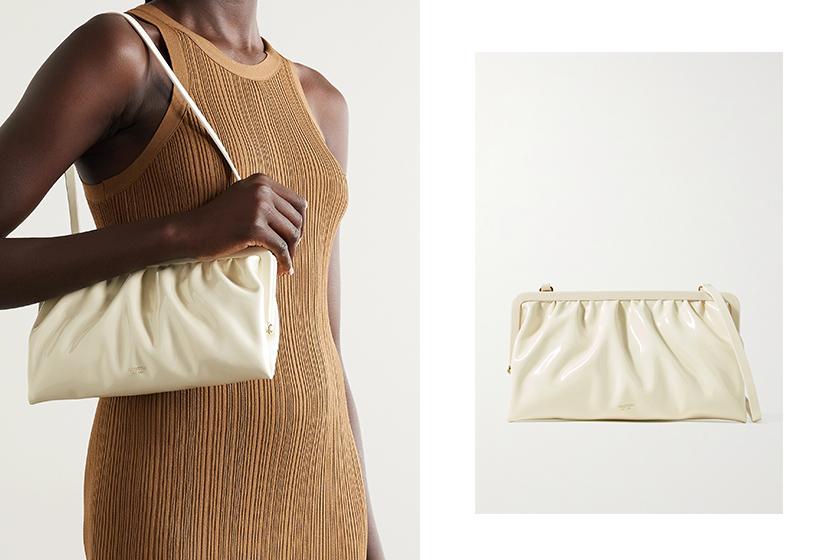 2021 ss Affordable Handbags White Milk Tea Color