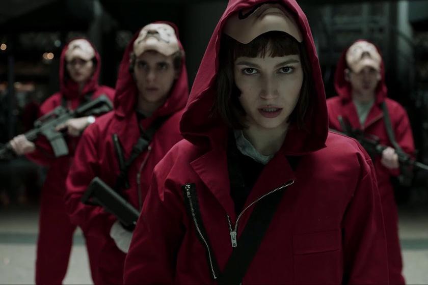 Netflix La casa de papel Money Heist teaser trailer 2021 release date