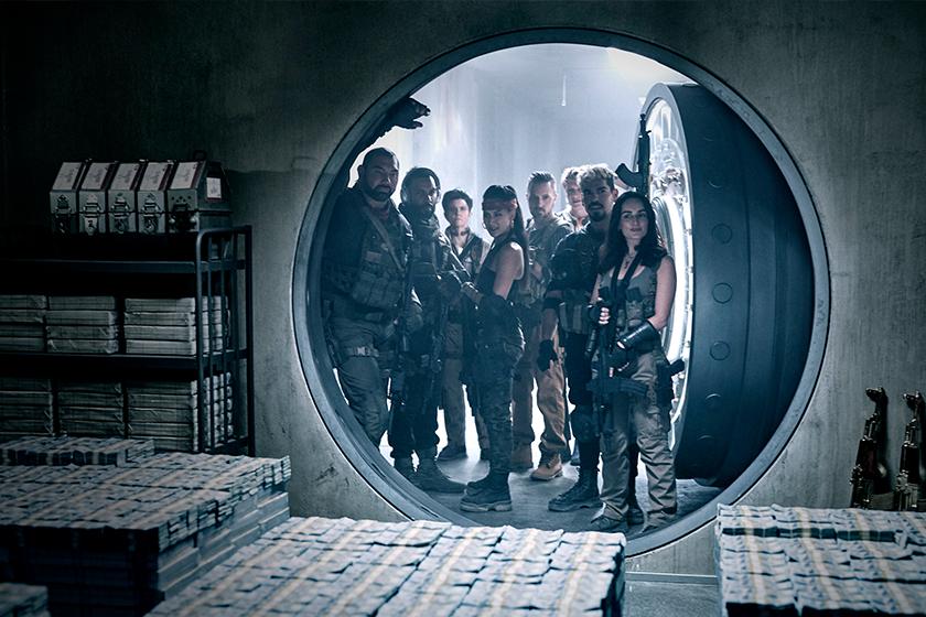 Netflix Original Movie Top 10 Views Army of the Dead