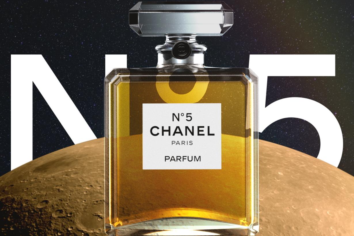 Chanel N5 Perfume Inside Chanel