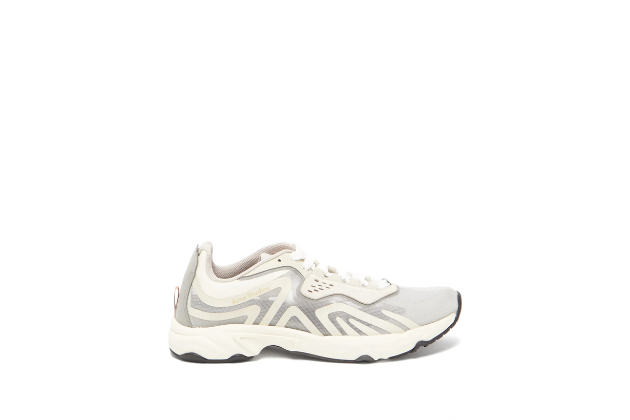 Sneakers trends 2021 spring summer sport shoes trend trainers New Balance ACNE STUDIOS Maison Mihara Yasuhiro ALEXANDER MCQUEEN COMMON PROJECTS