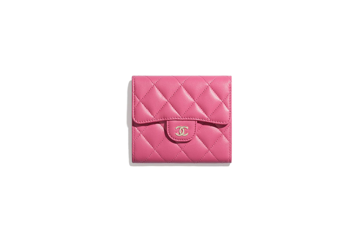 chanel functional classic small flap wallet