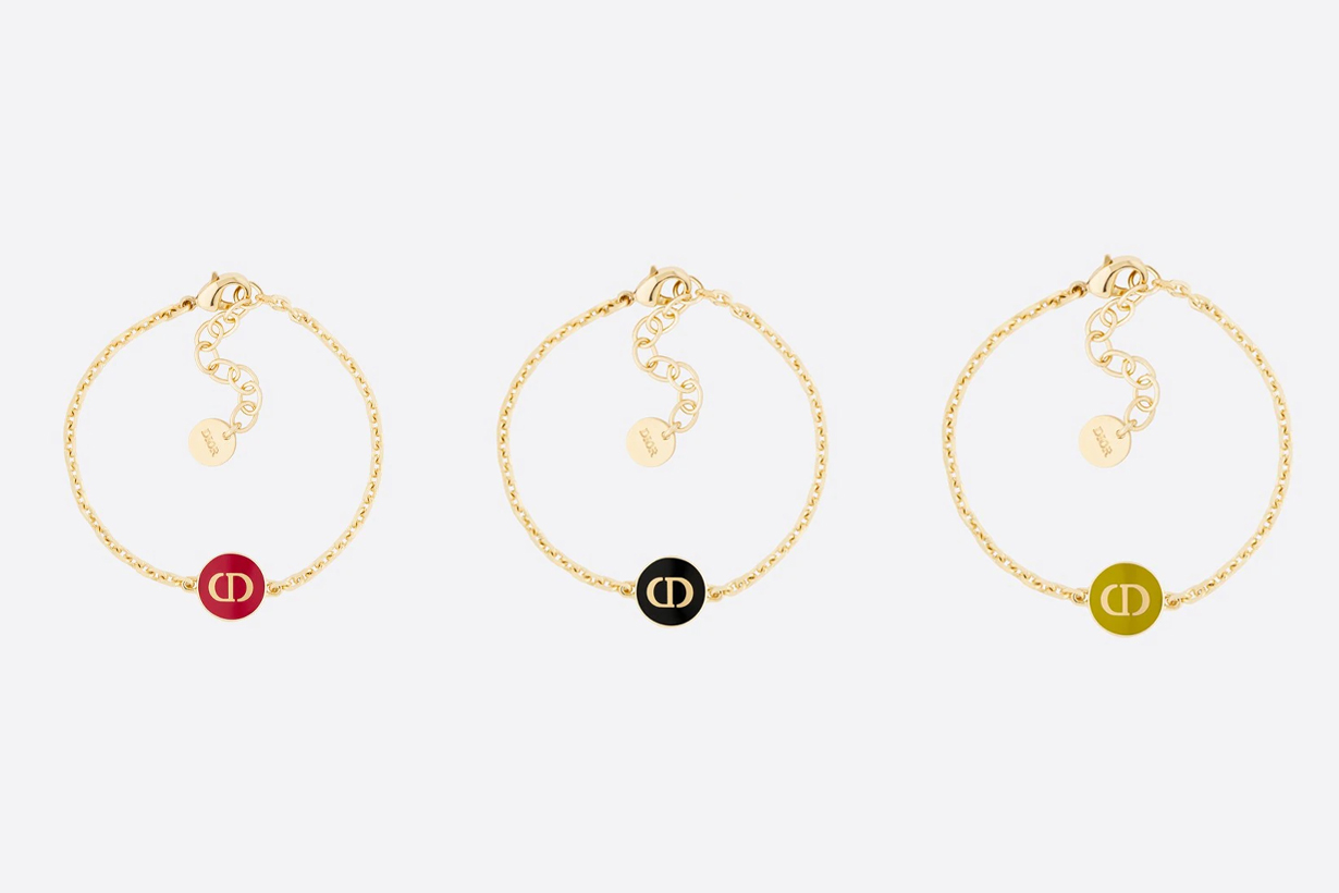 Dior Accessories PETIT CD 2021 Fall Winter Fashion Trends Earrings Bracelets Necklaces Rings accessories trends jewelry trends