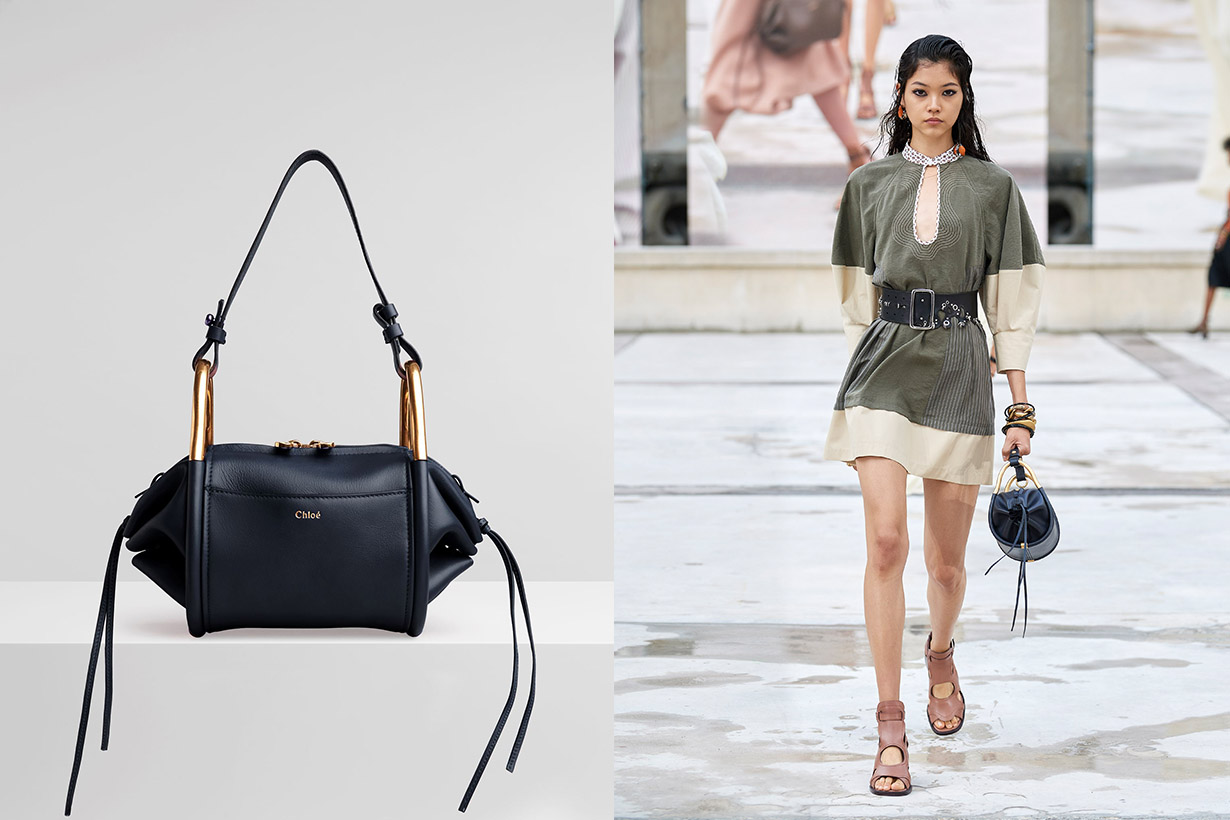 ChloéBonBon Bag handbags 2021ss