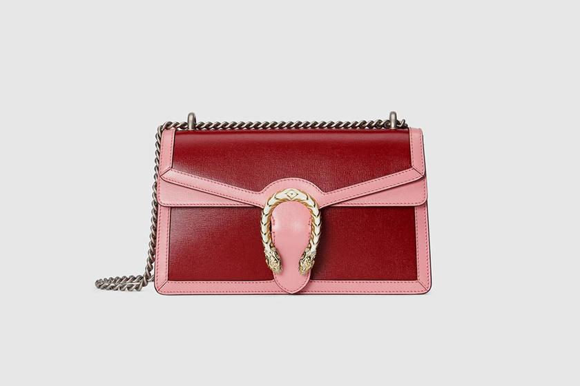 gucci beloved handbag collection Dionysus  Gucci Horsebit 1955 GG Marmont  Jackie 1961