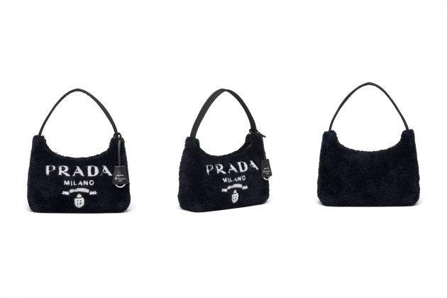 prada re-edition 2000 terry mini handbags 2021