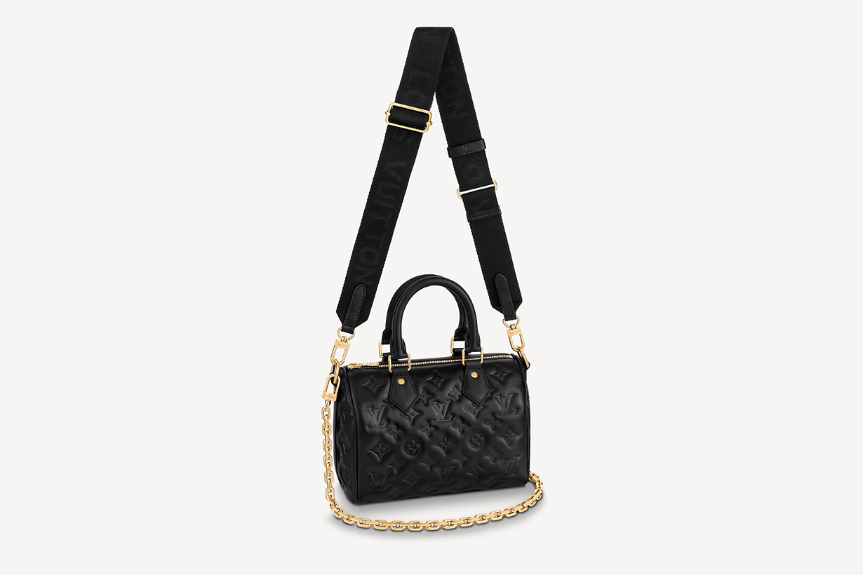 Louis Vuitton Speedy Bandoulière 22 handbags 2021ss
