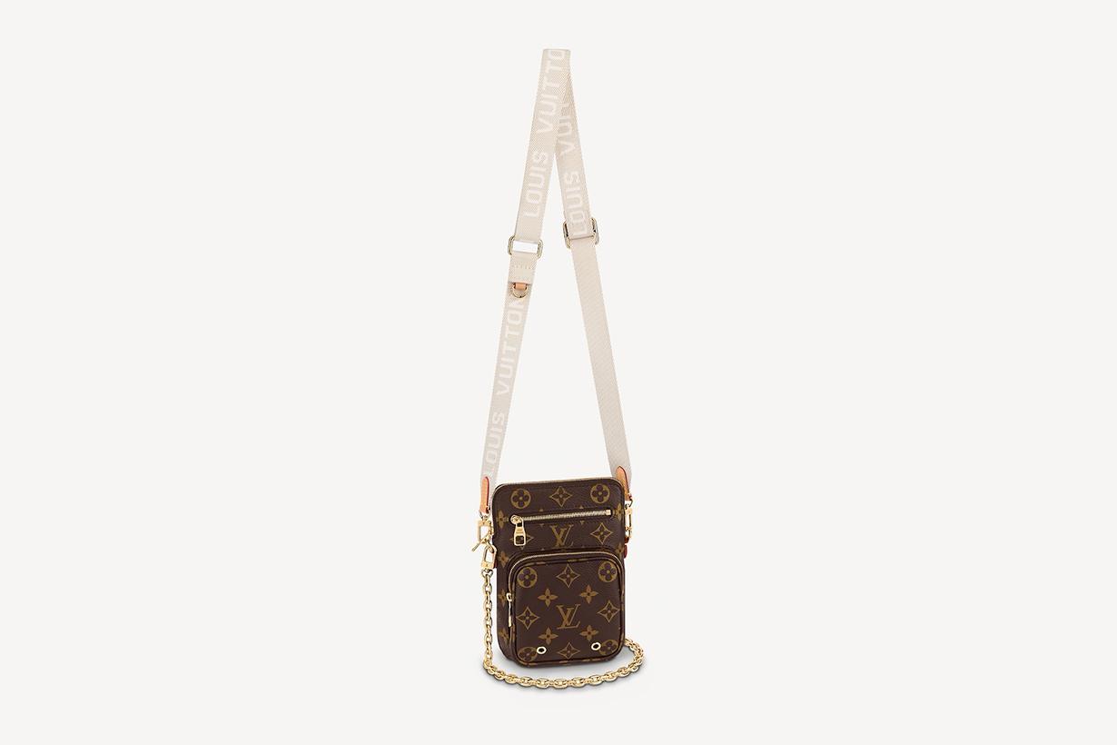 Louis vuitton utility phone sleeve mini bags