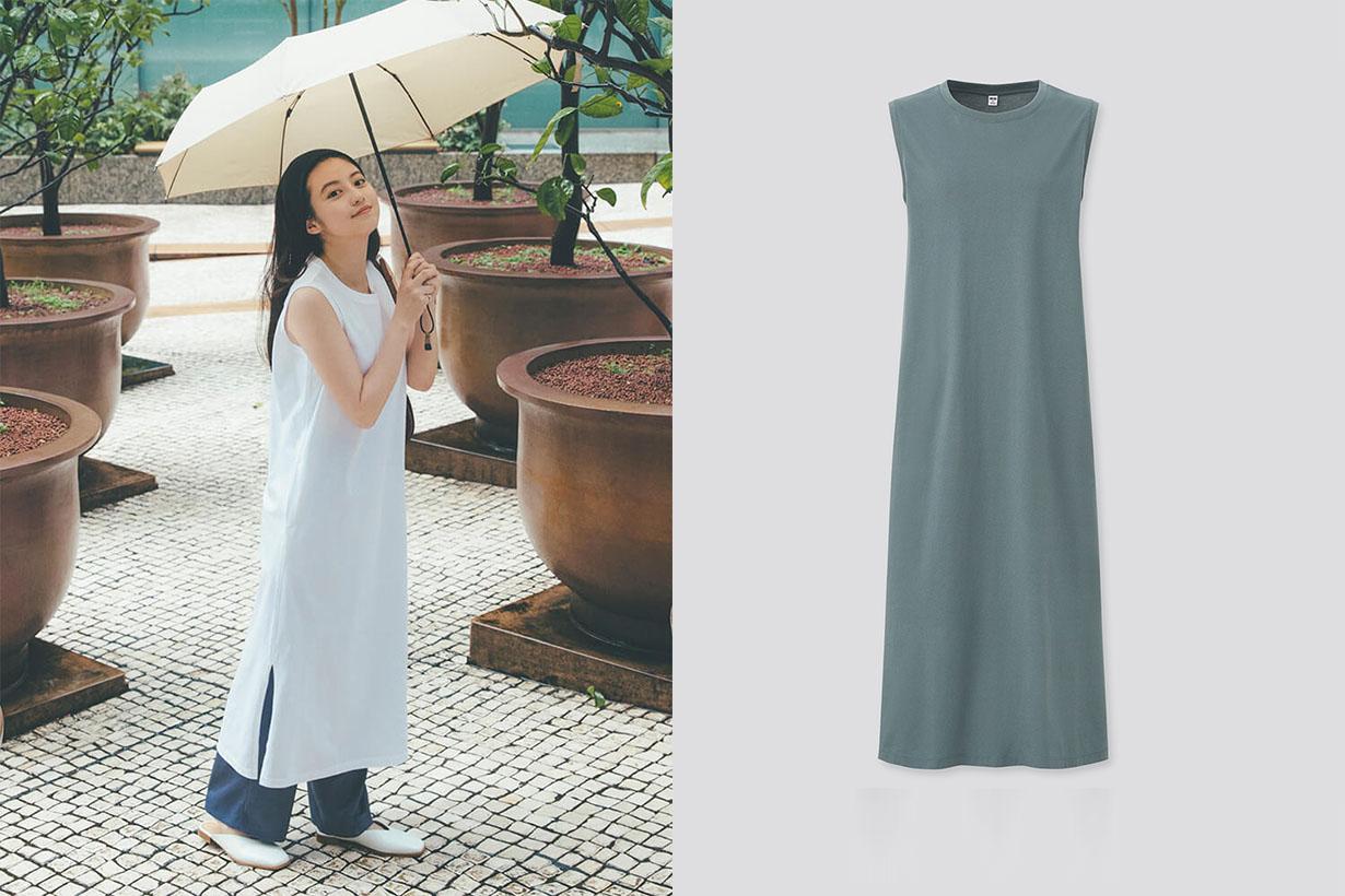 Uniqlo 2021ss dresses fashion trend