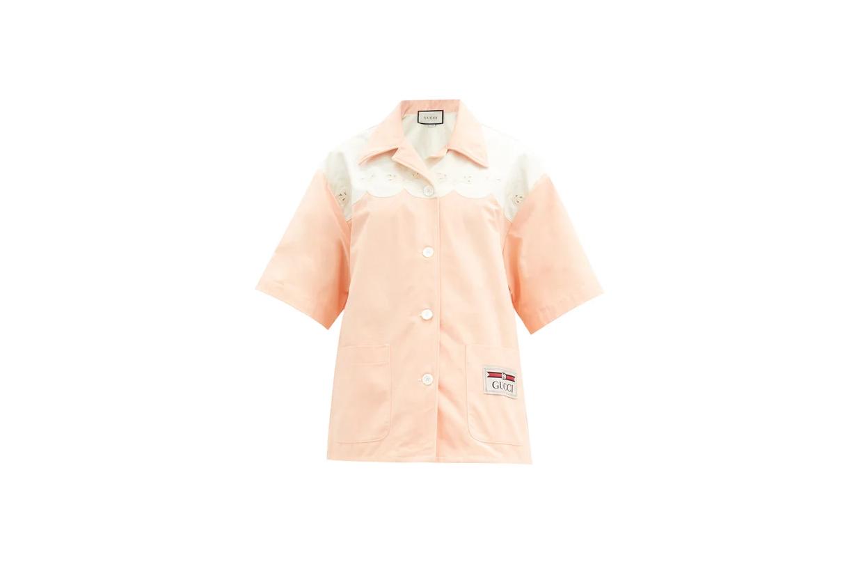 Summer Version boyfriend Shirt fashion trends 2021 spring summer fashion items short sleeves shirt