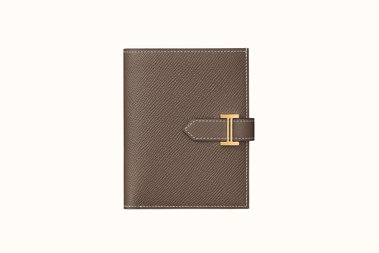 hermes bearn compact wallet
