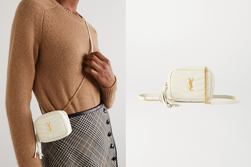 Gucci 1955 Horsebit Mini Shoulder Pouch