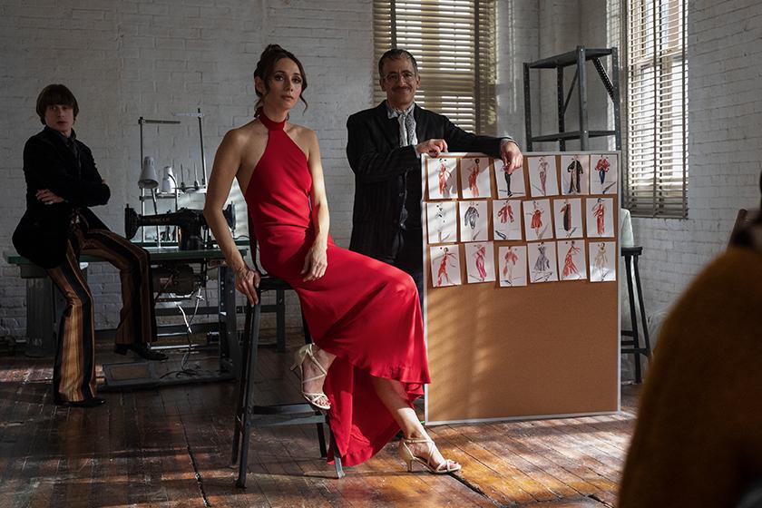 Netflix Drama Halston fashion designer Roy Halston Frowick Life story