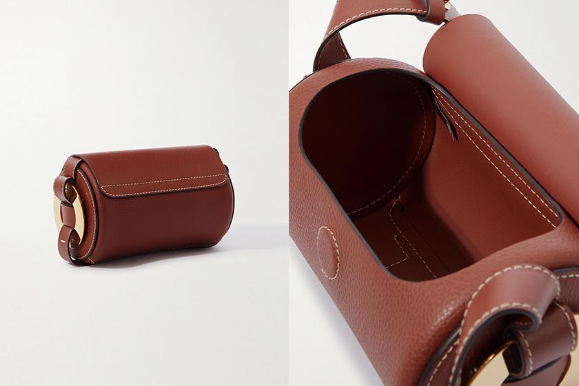 Chloe Darryl Mini leather shoulder bag