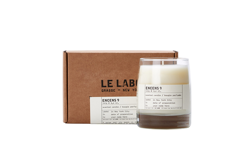 Le Labo new Encens 9 Scented Candle