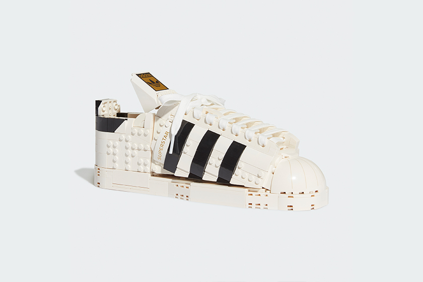 LEGO x adidas Originals Superstar