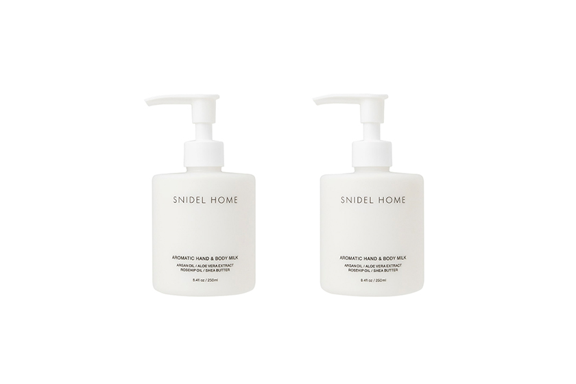 SNIDEL Beauty Selfcare Series Body Wash Hand Wash Lotion