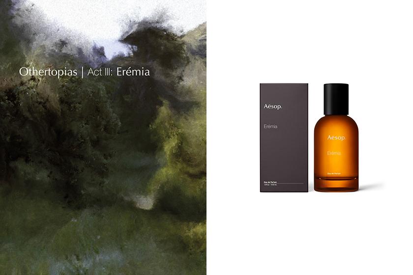 Aesop Othertopias Barnabe Fillion Eau De Parfum Miraceti Eremia Karst