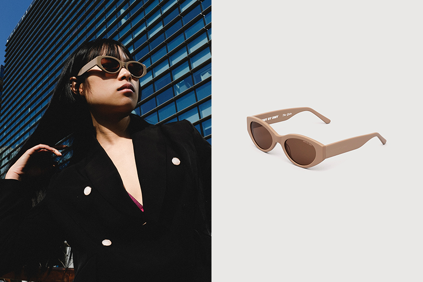 DMY BY DMY 2021 ss Sunglasses Trend Bella Hadid Hailey Bieber