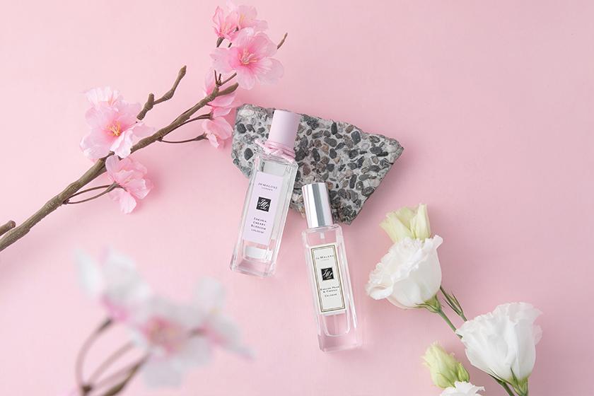 Jo Malone London Sakura Cherry Blossoms Cologne Taiwan