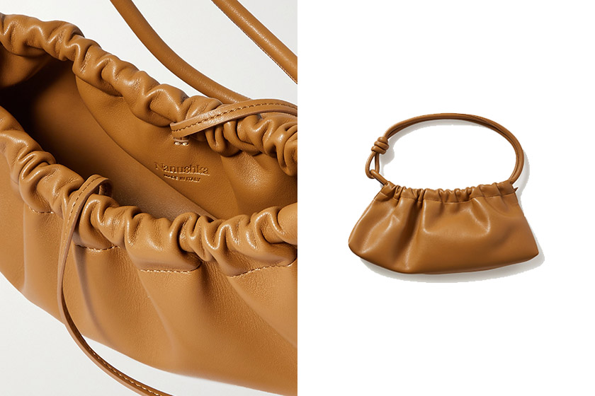 Nanushka Valerie Bag vegan leather shoulder bag