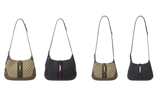 gucci balenciaga handbags collab all 2022 spring 2021 fw ophidia jackie