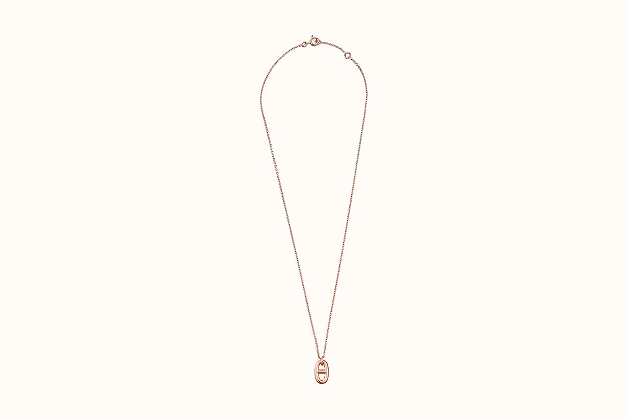 Hermès Farandole pendant necklace accessories jewelry