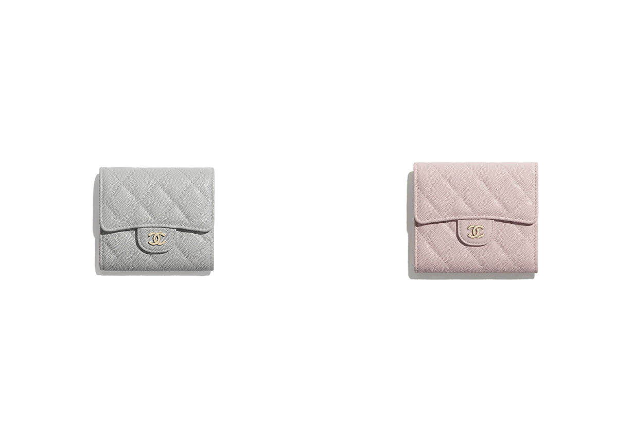 CHANEL Classic Small Flap Wallet different type
