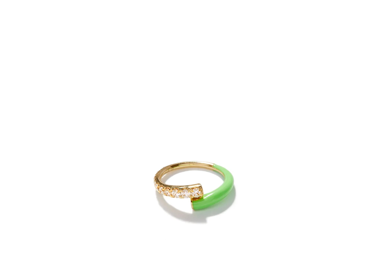 Gold Rings Accessories Trend 2021 spring summer jewelry fashion trends
