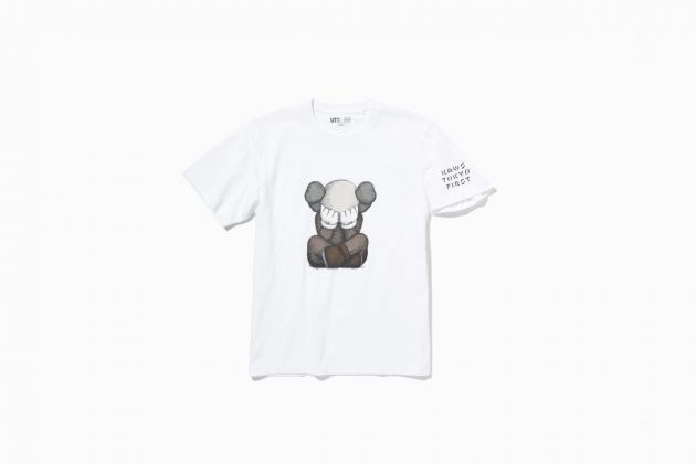kaws uniqlo 2021 back tokyo first all items where when buy release