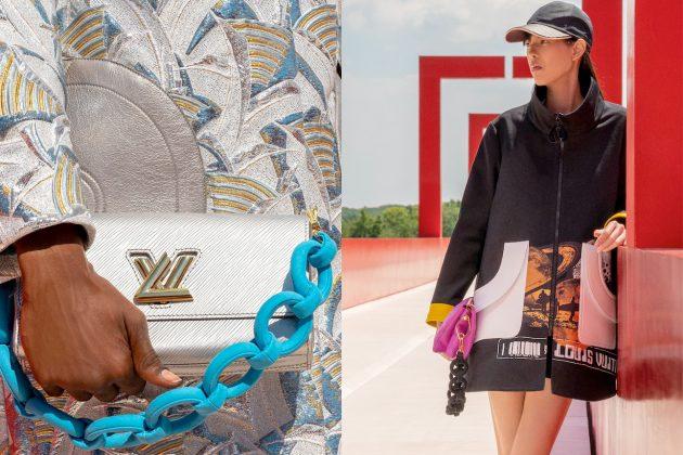 louis vuitton 2022 spring handbags new bundle twist coussin