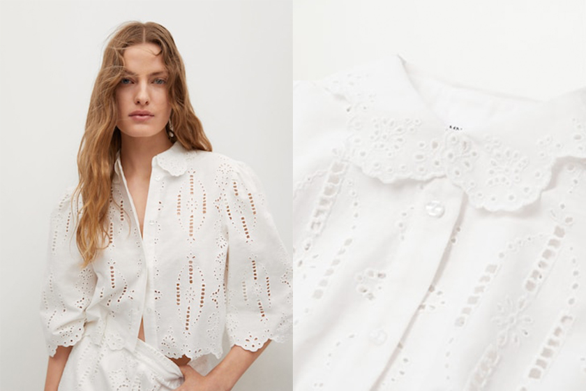 mango expensive looking fast fashion summer 2021