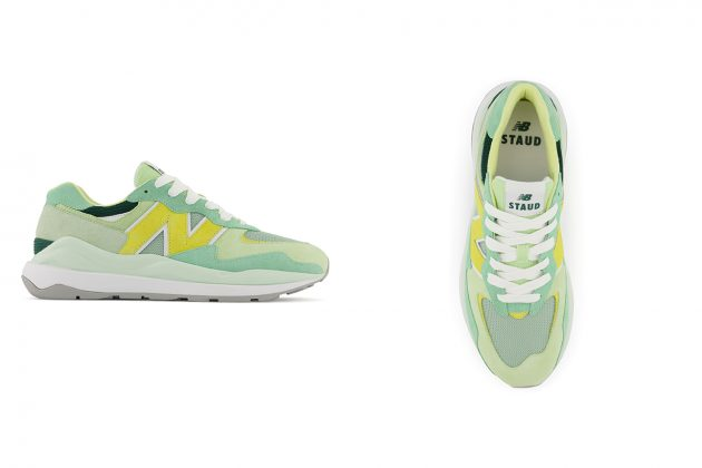 new balance staud 2021 summer collection taiwan sneakers tennis boxing