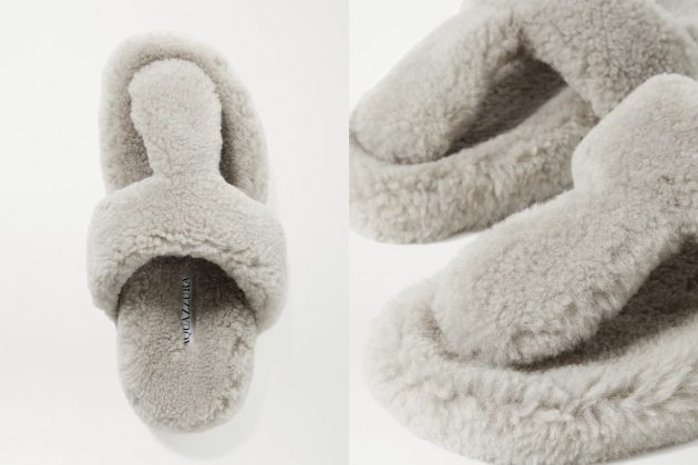 slipper shoes outfit ideas