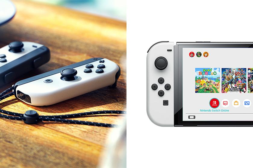 Nintendo Switch OLED 2021 new