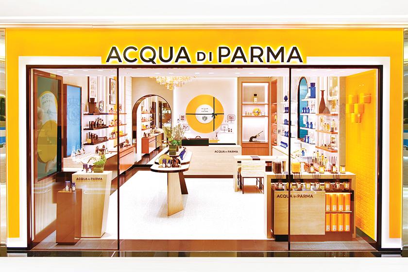 LVMH Acqua di Parma Taipei Taiwan