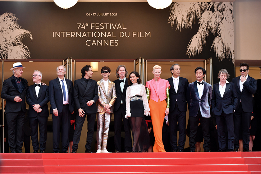 Wes Anderson The French Dispatch Cannes Film Festival