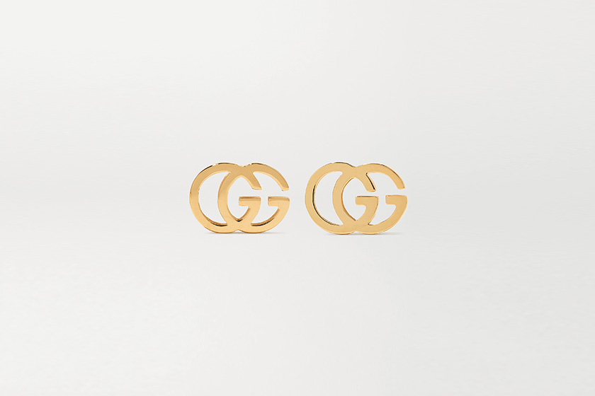 Gucci Link to Love Jewelry Gold Ring bracelet Necklace