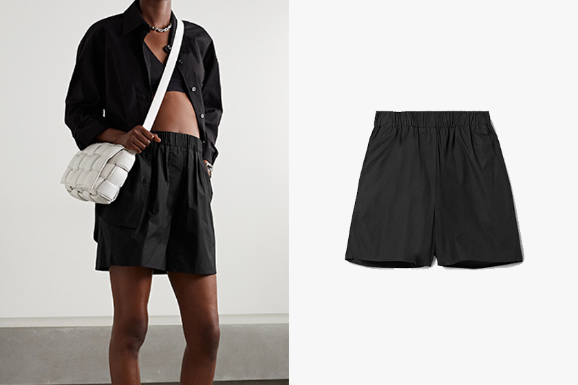 the Frankie Shop summer outfit idea 2021