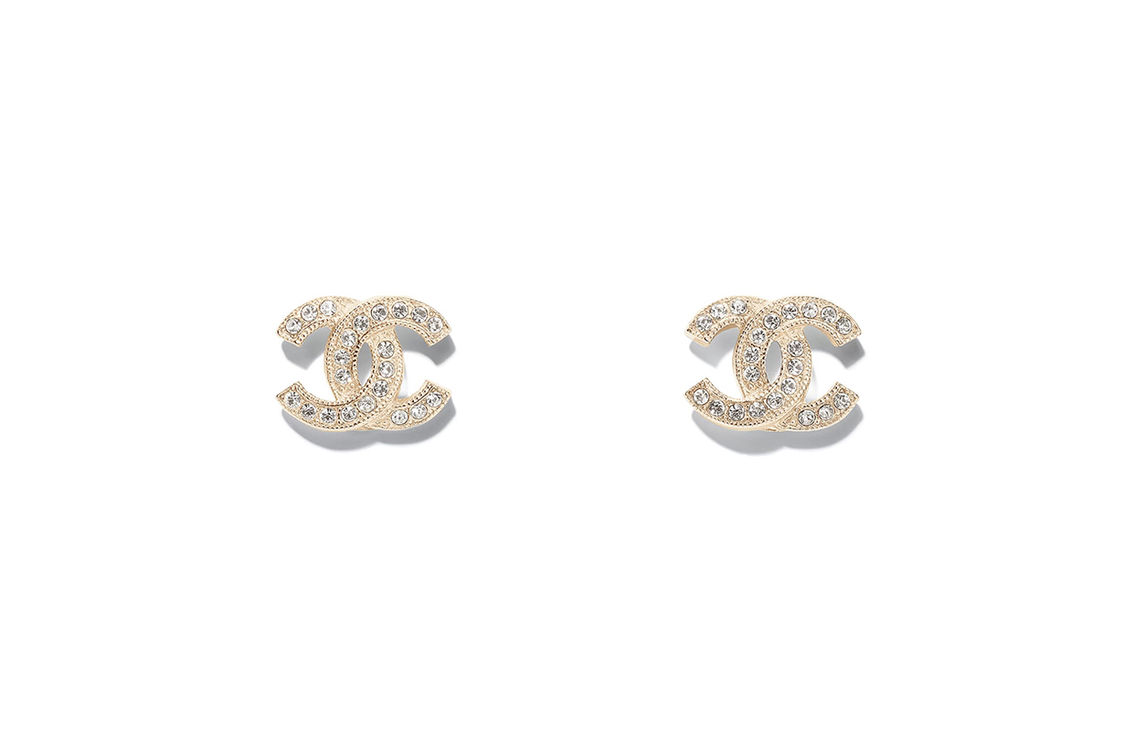 Hsing Chun KUO Tokyo Olympics gold medal Chanel Earrings