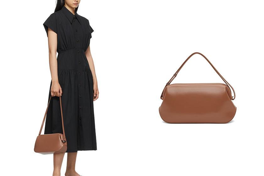 OSOI Handbags Korean Brand Toni Bag Bean Bag Brot Bag