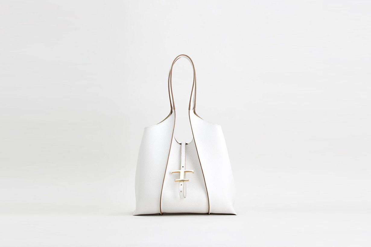 Tod's T Timeless tote bags 2021fw handbags