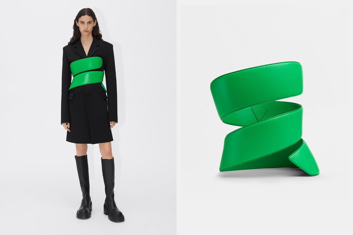 Bottega Veneta Corset Belt Handbags Fashion Accessories 2021 Spring Summer Fashion items sold out