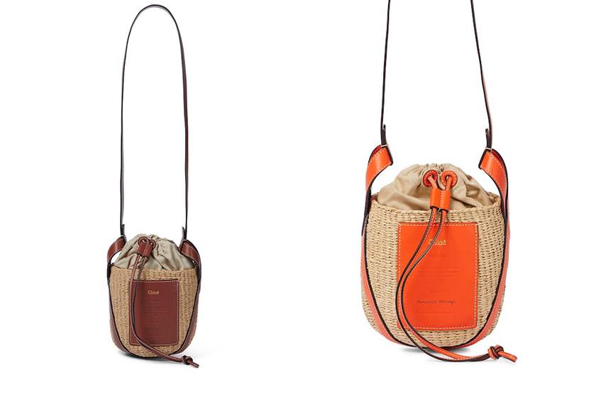 CHLOÉ Chloé Small bucket bag 2021 summer