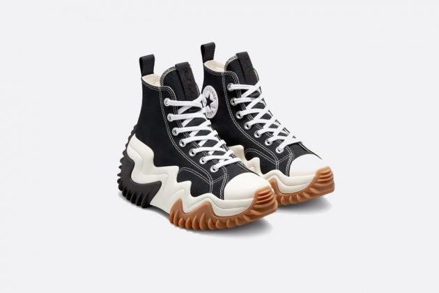 converse run star hike motion 2021 cute sneakers