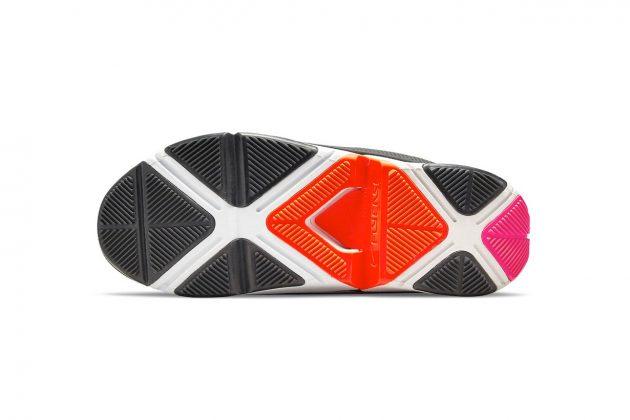 nike go flyease red black oranger new color release 2021